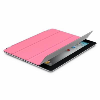 Розовый Чехол Apple Smart Cover для iPad 2