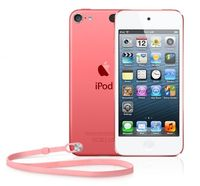 Розовый iPod touch