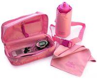 Розовый набор для спорта